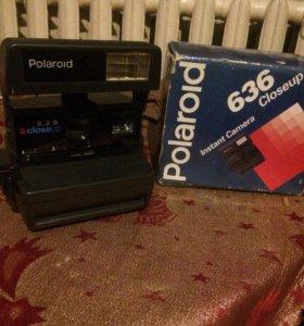 Фотоаппарат Polaroid 636