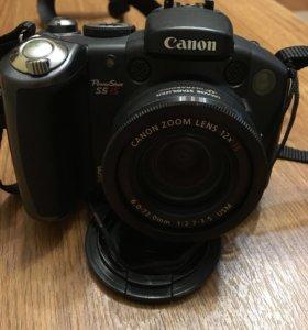 Фотоаппарат Canon Power Shot 55