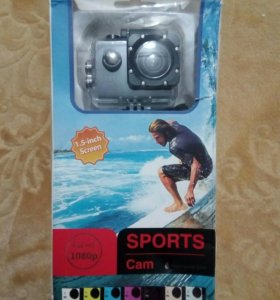 Камера sports