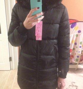 Куртка новая зимняя 40-42