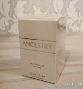 Парфюмерная вода Ancestry