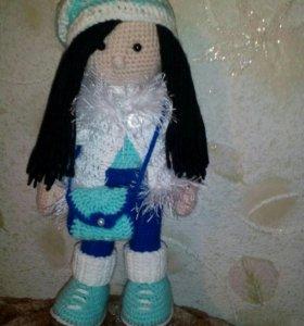 Кукла Снежана.