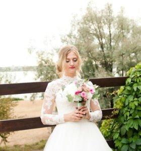 Итальянское свадебное платье