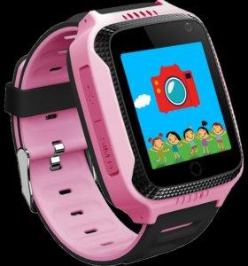 Умные часы детские Smart Baby Watch Q528