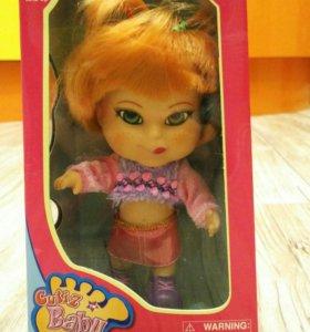 Кукла Jamie шкодная рыжулька