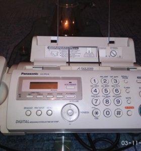 Телефон/факс KX-FP218