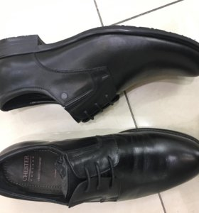 Ботинки новые Chester tj carnaby