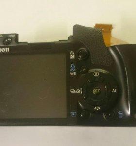 Дисплей в сборе для Canon 450D