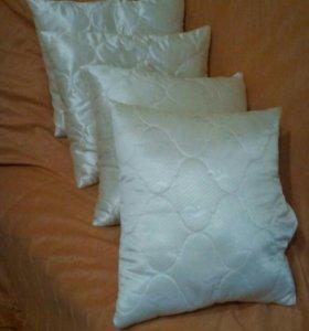 Комплект 4 подушек