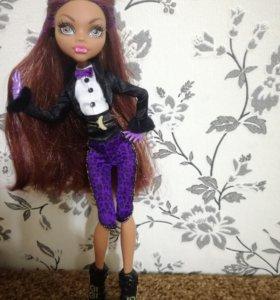 Кукла Клодин Вульф Monster High Монстр хай