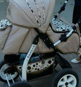 Детская коляска Teddy в отличном состоянии