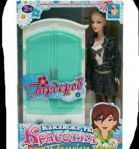 Набор мебели для кукол. 1 Toy.
