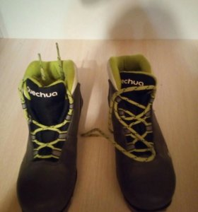 Ботинки лыжные р.34
