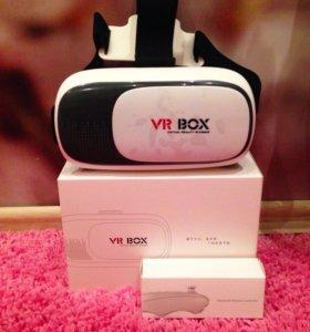Очки виртуальной реальности VR BOX 2.0 (Original)