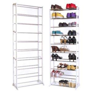 Новая этажерка для обуви
