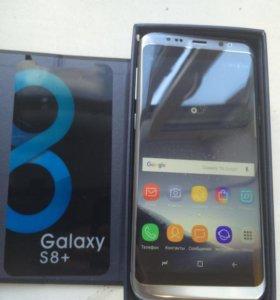 Samsung Galaxy s8 + Серебро 16 гб новый