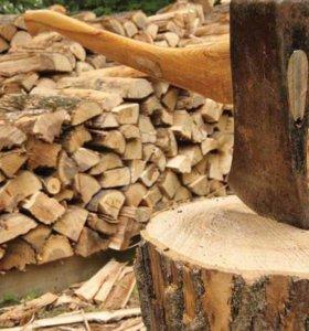 Продаём и доставляем дрова!