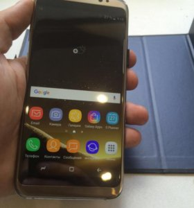Samsung Galaxy s8 + золото новый 16 гб