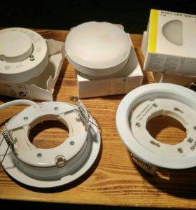 Светодиодная лампа. IKEA RYET LED 600 lm