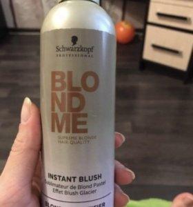Тонирующий спрей blond me.