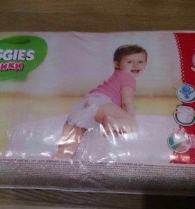 Подгузники трусики Huggies 5