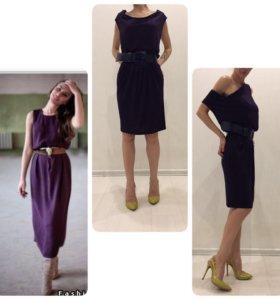 Платье lanvin, 40-44, новое