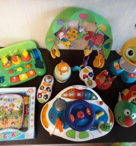 Игрушки Chicco, K'S Kids,Fisher-Price