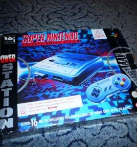 Super Nintendo - из магазина Dendy Steepler