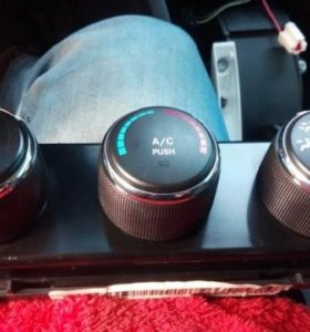 Блок управления кондиционером Dodge Caliber 2012