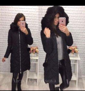 Новая куртка р 44 зима