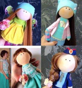 Пошив игрушек, кукол, комплектов в детскую