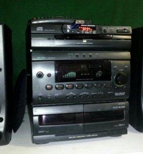 MP3 bluetooth, музыкальный центр Samsung max555