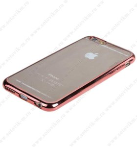 Чехол силиконовый для Apple iPhone 6/6s plus( 5.5)
