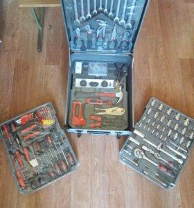 Отличный набор инструментов 186 предметов(новый)!