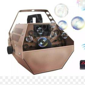 Аренда надувного батута и генератора мыл-х пузырей