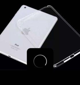 Силиконовый чехол на iPad mini