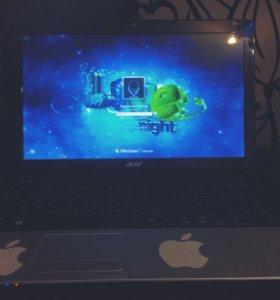 Продаю игровой ноутбук acer e1-571g