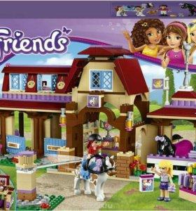 Lego friends.Клуб верховой езды. оригинал
