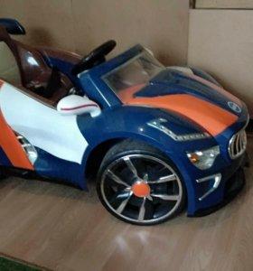 Детский электромобиль Мазератти