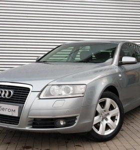 Audi A6, 2008