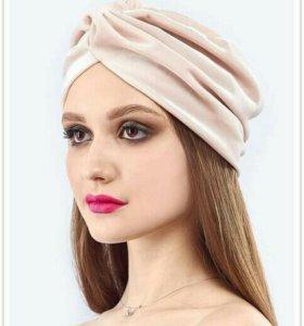Чалма Maria Alkina розовая