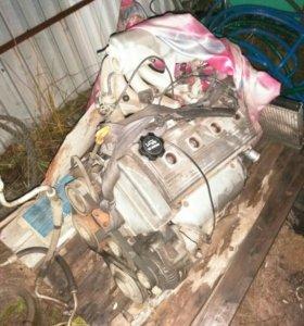 Двигатель 5афе