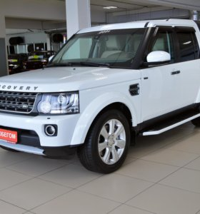 Land Rover Discovery, 2014