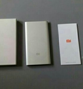 Xiaomi Mi Power Bank (5000 mAh), новый