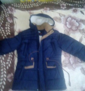Зимняя куртка,парка.