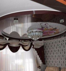 Натяжные потолки по доступным ценам
