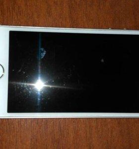 iPhone 5 s gold 16 gb мтс3656300