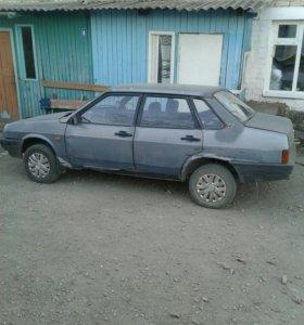 Лада 21099, 1994 год
