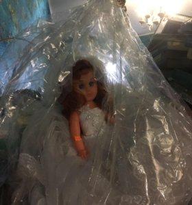 Кукла на машину