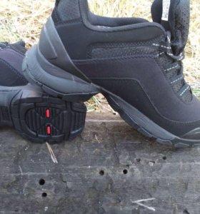 Зимние мужские кроссовки Адидас(40-43,5)